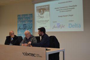 Prat Comunica presentació llibre Josep Ferret