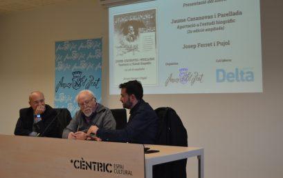 Presentació del nou llibre de Josep Ferret al Cèntric Espai Cultural