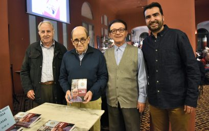 Presentació del llibre del llibre biogràfic de Rodolfo Casas